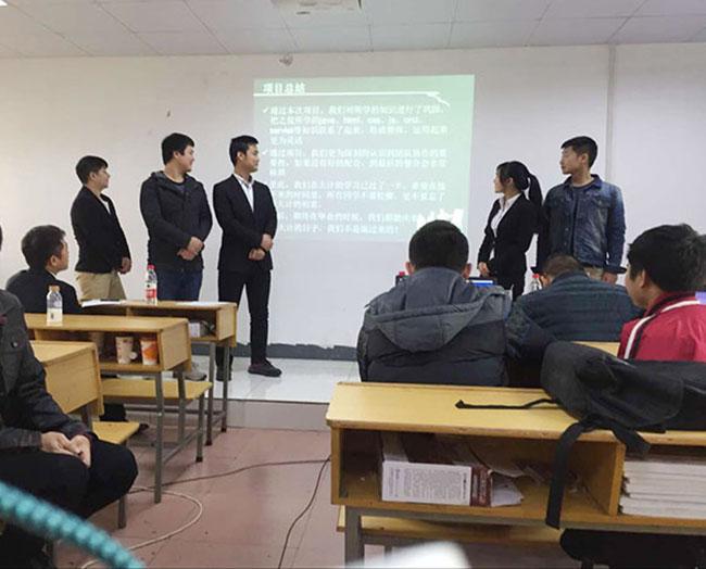 S2阶段项目答辩总结――北大青鸟大计校区T210班