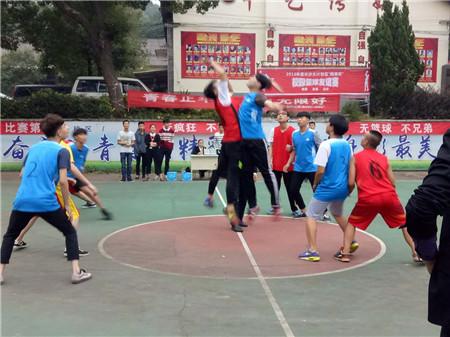 """大计2016年度""""校园篮球友谊赛""""火热举行"""